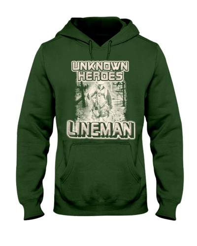 Unknown heroes Lineman