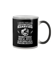 The Best Asshole Bricklayer Color Changing Mug thumbnail