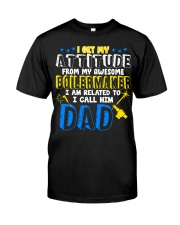 I get my Attitude from Boilermaker 2020 Classic T-Shirt thumbnail