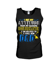 I get my Attitude from Boilermaker 2020 Unisex Tank thumbnail