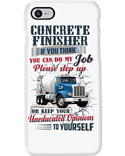 Concrete Finisher If YOu Think You Can Do my Job Phone Case thumbnail