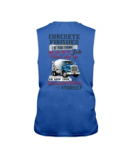 Concrete Finisher If YOu Think You Can Do my Job Sleeveless Tee thumbnail