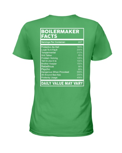 Boilermaker Facts