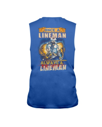 once A Lineman Always A Lineman