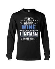 Gonna Wine Lineman Long Sleeve Tee thumbnail