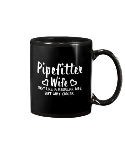 Pipefitter wife