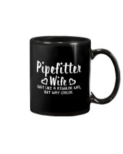 Pipefitter wife Mug thumbnail
