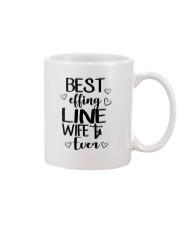 Best Effing Line Wife Ever Mug thumbnail