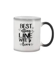 Best Effing Line Wife Ever Color Changing Mug thumbnail