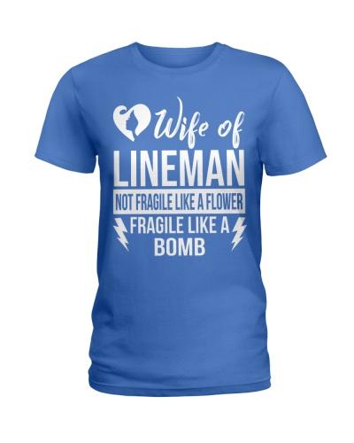 Wife Of Lineman
