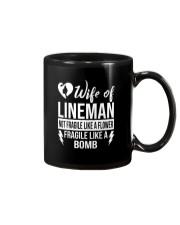 Wife Of Lineman Mug thumbnail