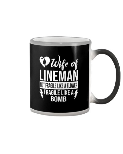 Wife Of Lineman