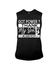 Got Power Thank my Son Sleeveless Tee thumbnail