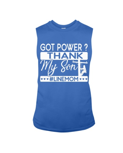 Got Power Thank my Son