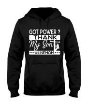 Got Power Thank my Son Hooded Sweatshirt thumbnail