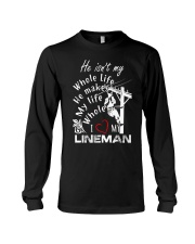 I love my Lineman Long Sleeve Tee thumbnail