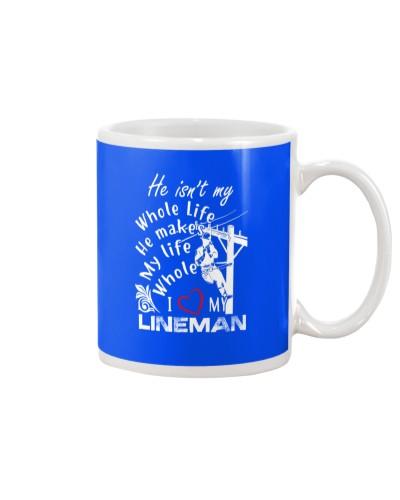 I love my Lineman