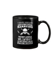 The Best Asshole Millwright Mug thumbnail