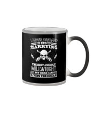 The Best Asshole Millwright Color Changing Mug thumbnail