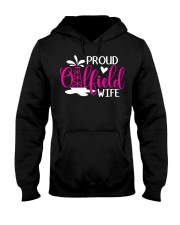 Proud Oilfield Wife Hooded Sweatshirt thumbnail
