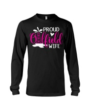 Proud Oilfield Wife Long Sleeve Tee thumbnail