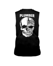 Plumber Skull Sleeveless Tee tile