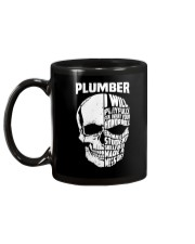 Plumber Skull Mug back