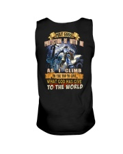 May gods protection be with me as i climb Unisex Tank thumbnail