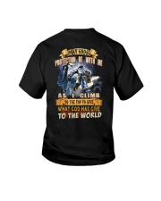 May gods protection be with me as i climb Youth T-Shirt thumbnail