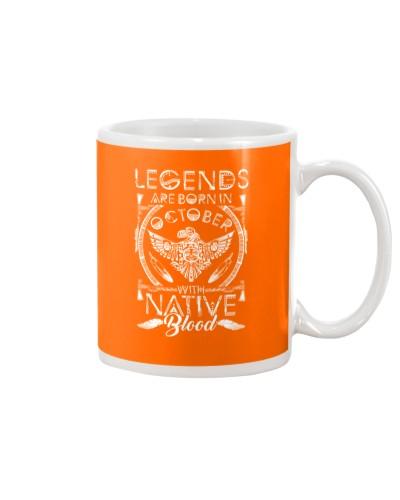 Native nation born in October