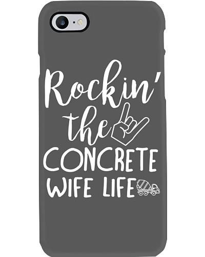 Rockin the Concrete Wife