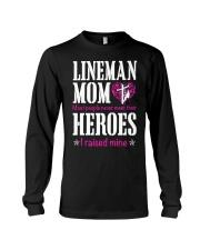 Lineman Mom Long Sleeve Tee thumbnail