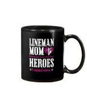 Lineman Mom Mug thumbnail