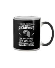 The Best Asshole Drywaller Color Changing Mug thumbnail