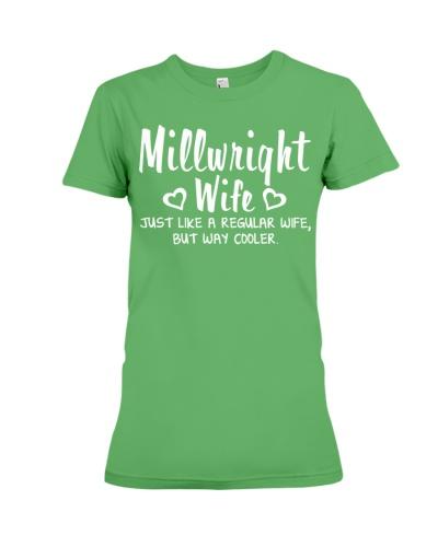 Millwright wife