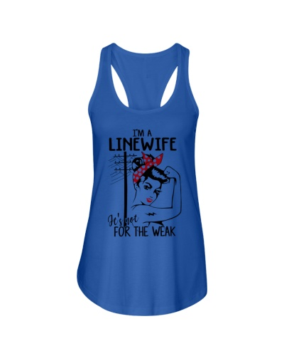 I'm a Linewife it's not for the weak