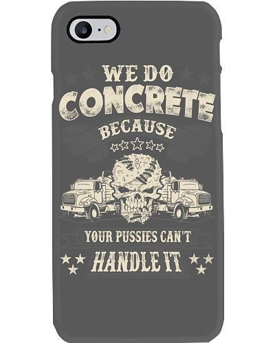 WE DO CONCRETE