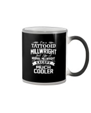 I'm a tattooed Millwright Color Changing Mug thumbnail