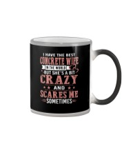 I Have The Best Concrete wife In The World Color Changing Mug thumbnail