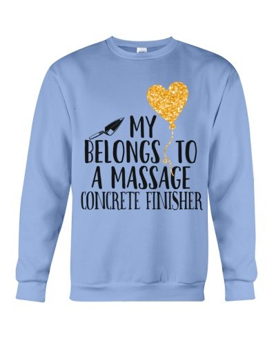 My Belongs To A Massage Concrete Finisher