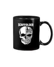 Scaffolder SKull Mug thumbnail
