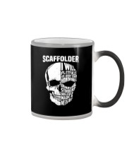 Scaffolder SKull Color Changing Mug thumbnail