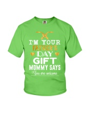 Boilermaker father's day Youth T-Shirt front