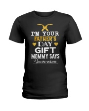 Boilermaker father's day Ladies T-Shirt thumbnail