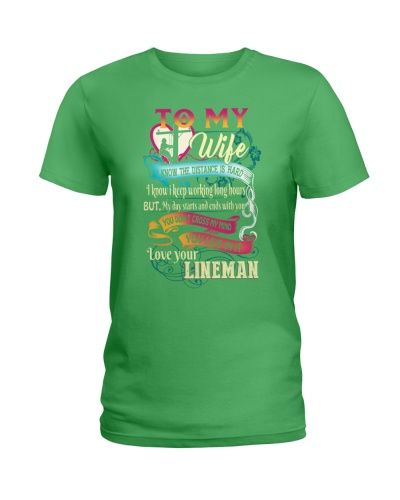Lineman Wife