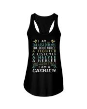 I am A Cashier Ladies Flowy Tank thumbnail