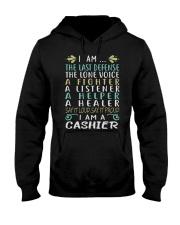 I am A Cashier Hooded Sweatshirt thumbnail