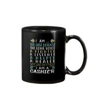 I am A Cashier Mug thumbnail