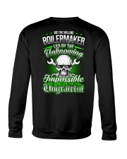 We the willing Boilermaker led by the unknowing Crewneck Sweatshirt thumbnail