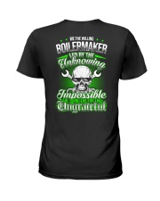 We the willing Boilermaker led by the unknowing Ladies T-Shirt thumbnail